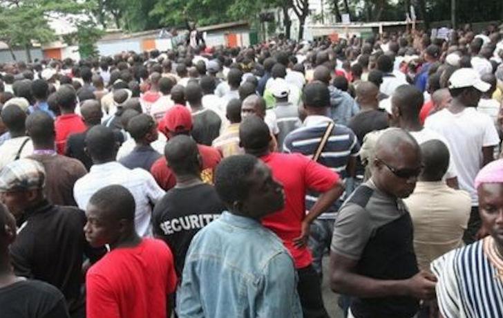 """Résultat de recherche d'images pour """"AFRIQUE, chômage, Afrique"""""""
