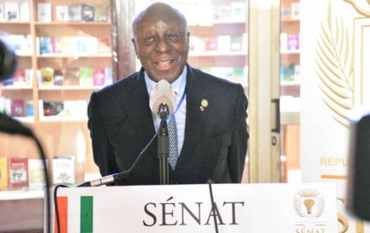 Sénat : Charles Gomis , l'expérience d'un diplomate au service de son pays  | Ivorian.Net: Presse et portail d'Informations générales