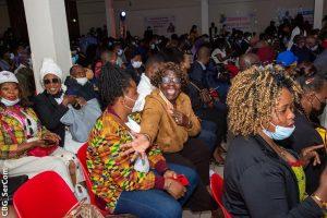 Blé Goudé à Paris: Forte mobilisation pour l'accueil
