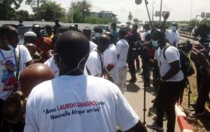 Accueil du Pdt Gbagbo:  L'aéroport international FHB de Port-Bouët vit au rythme de la culture ivoirienne