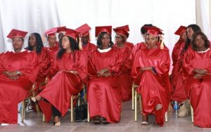 Cérémonie de graduation de la 4e promotion AWF fondation sephis