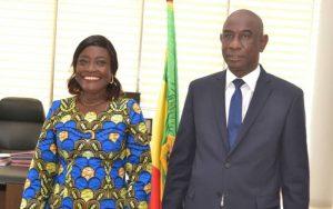Mariatou Koné, série de consultations avec les acteurs locaux et internationaux